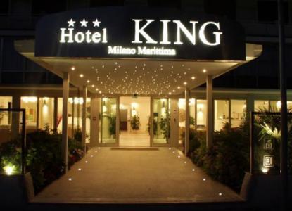 hotel king a milano marittima per vacanze in riviera