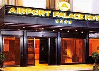 Airport Palace Hotel Ostia