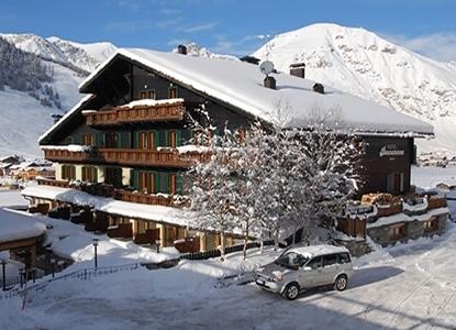 Hotel Livigno  Stelle Centro