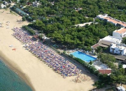 Hotel villaggio gabbiano beach a vieste per vacanze al mare italiaabc - Residence puglia mare con piscina ...