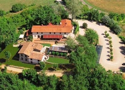 Hotel Ristorante La Torricella a Poppi vicino ad Arezzo - ItaliaABC